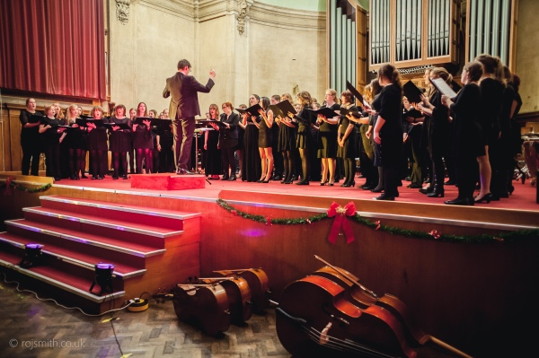 Bangor University Music Society Christmas Concert 2013