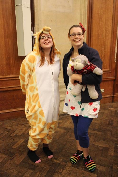 Charity Week - PJs