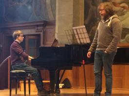 'Erlkönig', performed by Sam Hunt