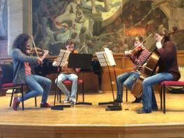 The Teulon Quartet